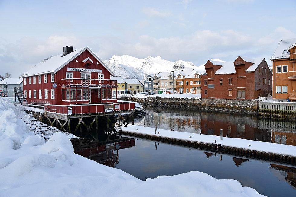 Norvège - Kabelvåg