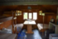 islande F335 refuge intérieur