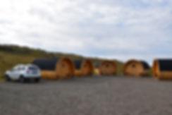 Djúpivogur Framtid Camping Lodging Barrels