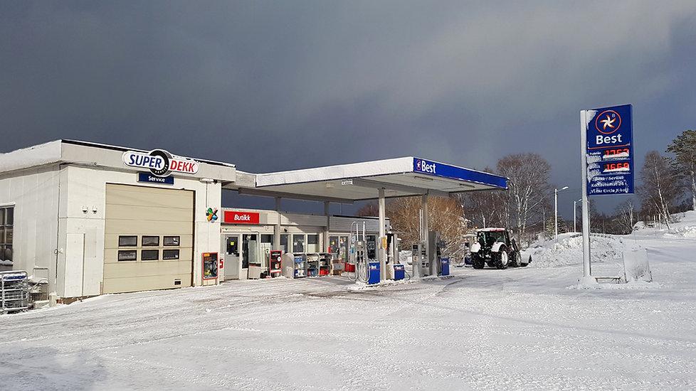 Norvège - tovik - station Best
