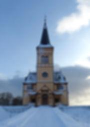 Norvège - Kabelvåg - Vågan kirke