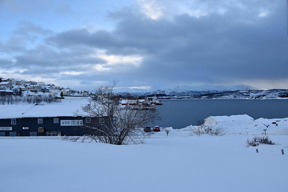 Norvège - Eidkjosen