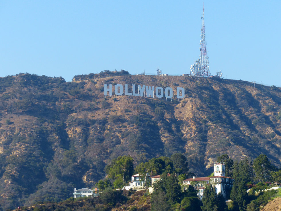 Signe Sign Hollywood Los Angeles