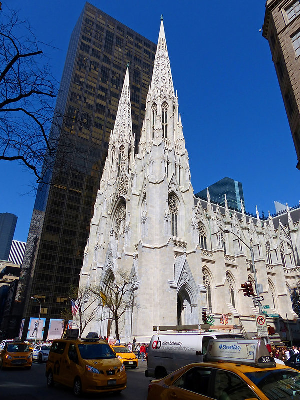 New-York - Saint Patrick's Cathedral