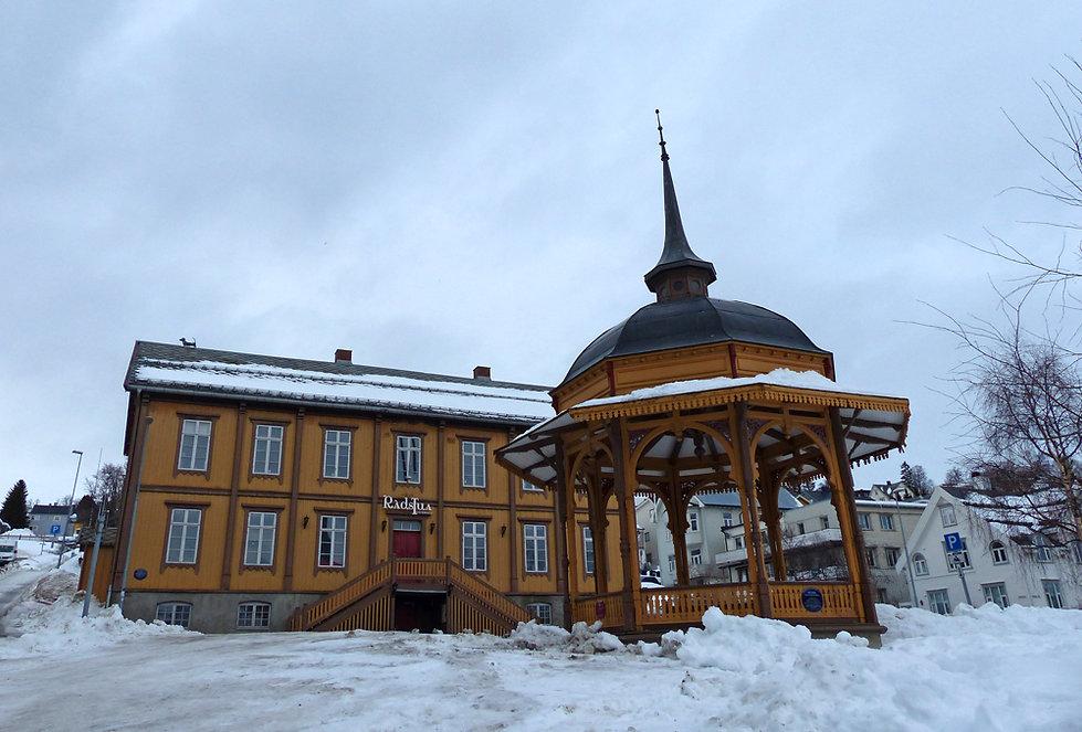 Norvège - Tromsø - Théatre Radstua