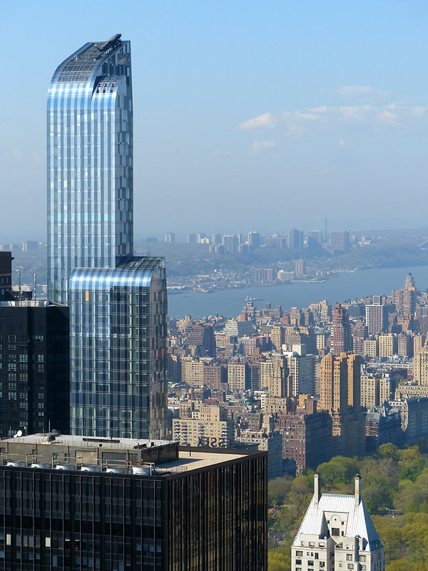 New-York - Top of the Rock - One57