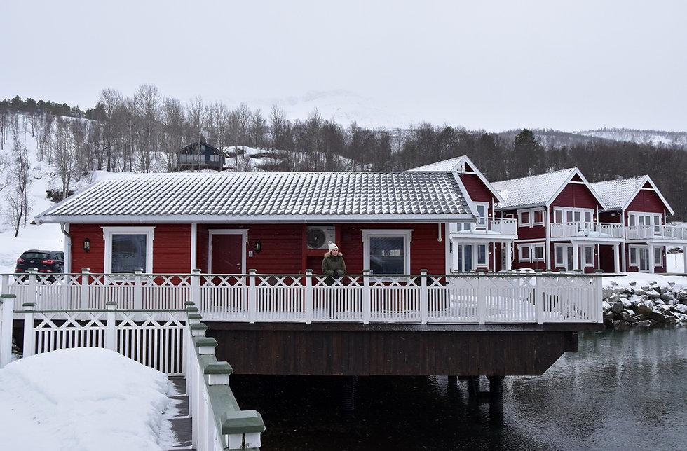 Norvège - Garsnes Brygge