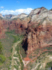 Zion National Park Angels Landing