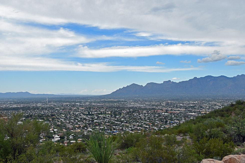 Tucson - Sentinel Peak