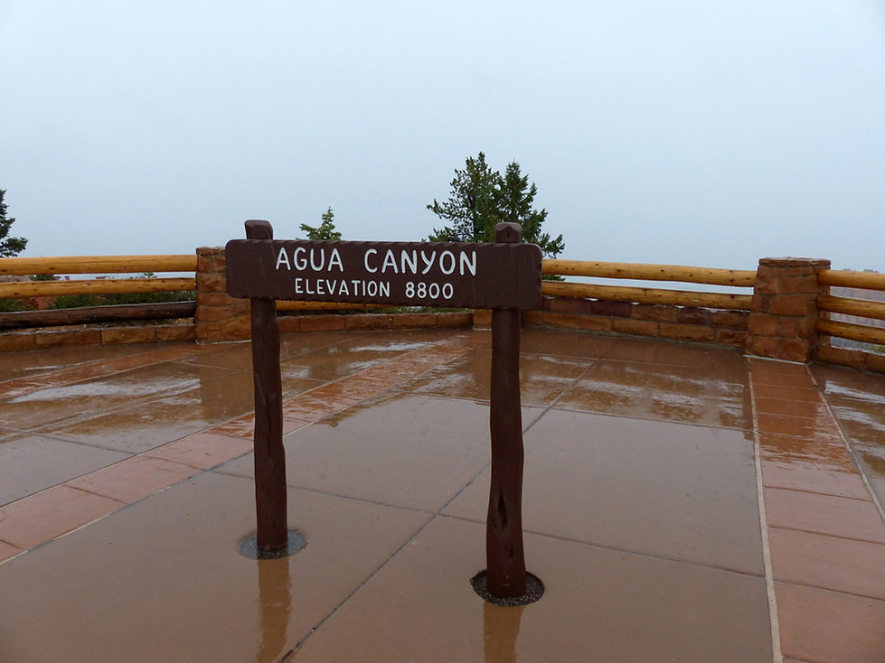 Bryce Canyon National Park Agua Canyon