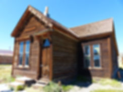 Bodie ghost town poste