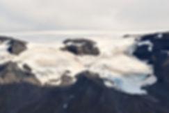 Islande piste F550 glacier Thórisjökull