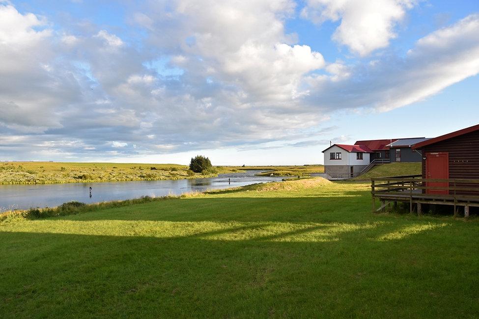 West ranga lodge islande iceland lax-