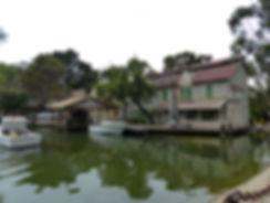 Universal Studios Hollywood studio tour amity island