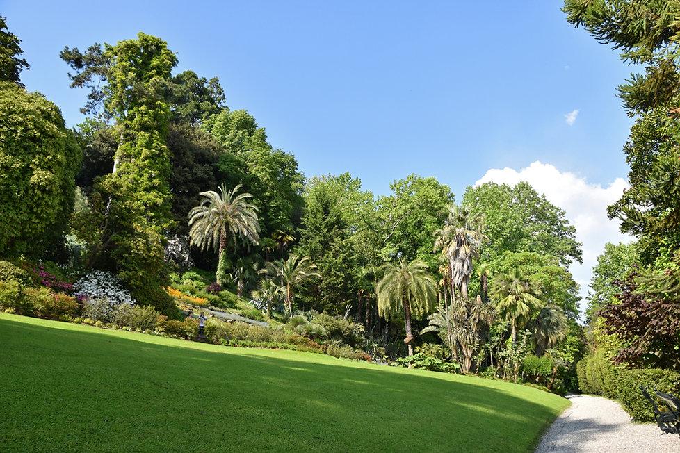ac de côme villa carlotta jardin