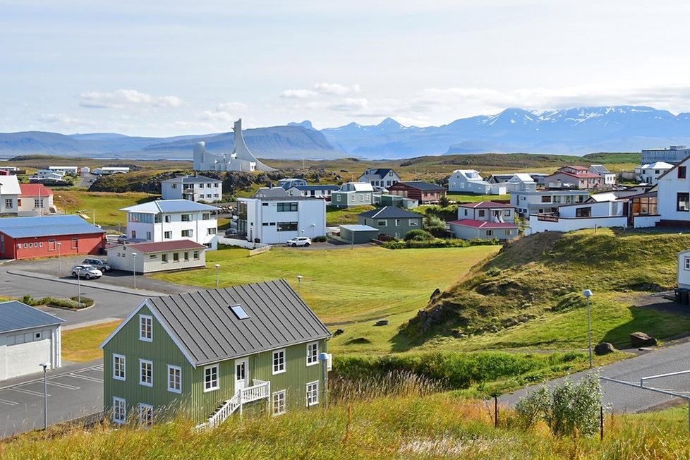 Islande Stykkisholmur
