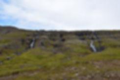 fjord est piste route 953 Mjóifjördur