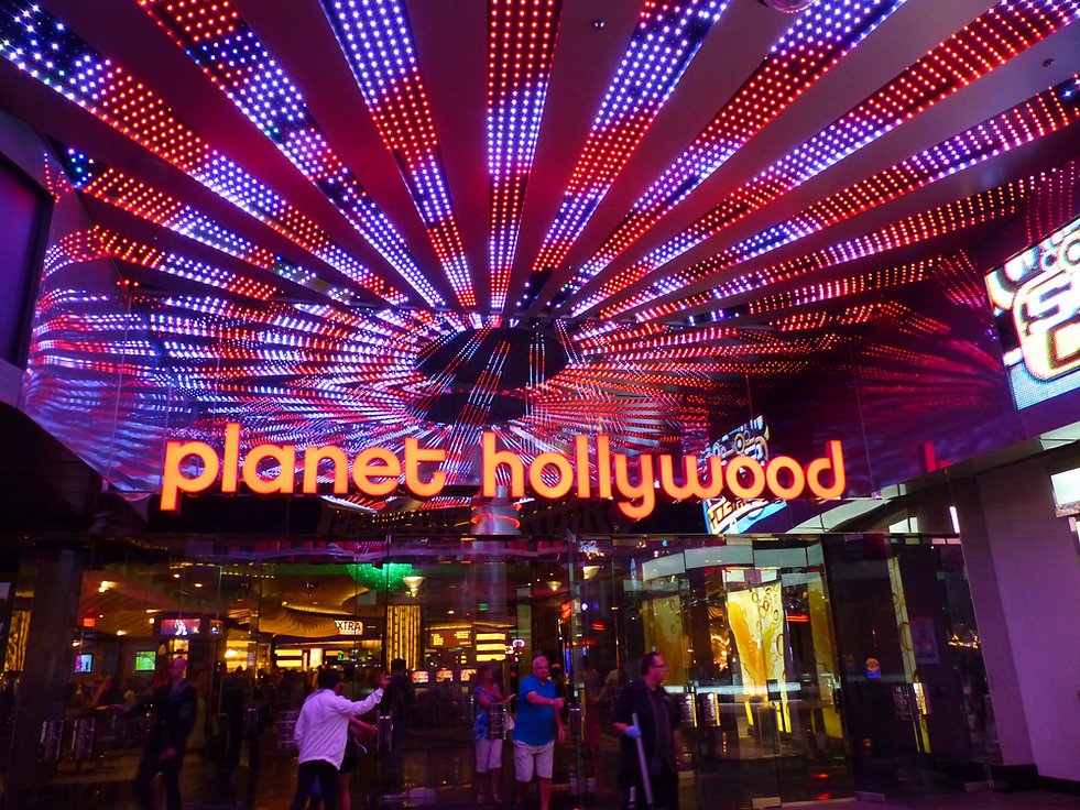 Las Vegas Planet Hollywood