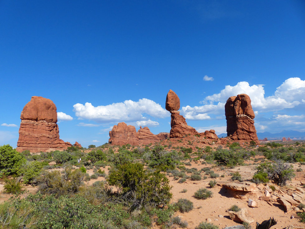Arches National Park Balanced Rock
