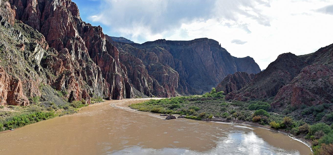 Arizona - Grand Canyon National Park - South Kaibab Trail - Colorado