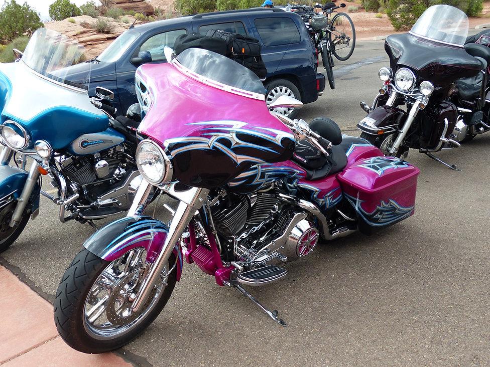 Ouest Americain Harley
