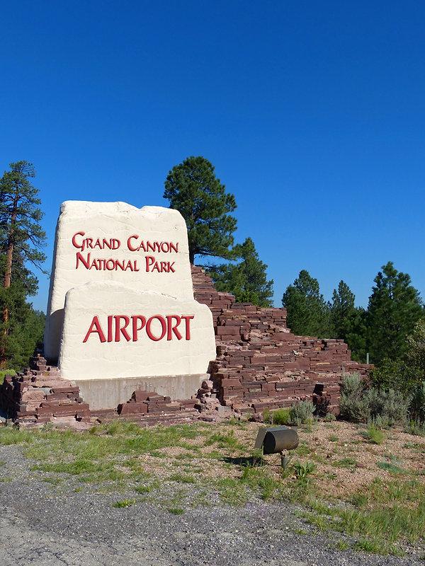 Grand Canyon Tusayan Airport