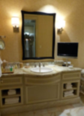 Las Vegas Bellagio Suite