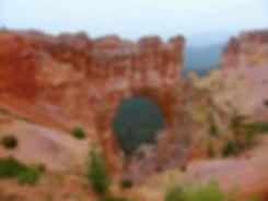 Bryce Canyon National Park Natural Bridge
