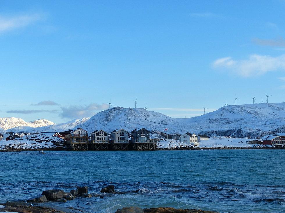 Norvège - Kvaløya - Sommarøy - Arctic Hotel