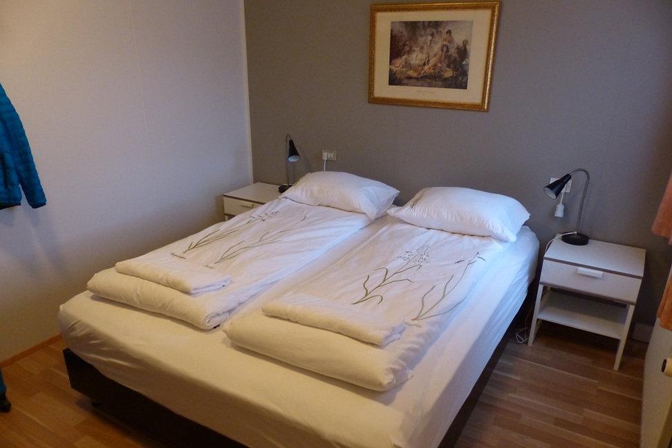 Akureyri lonsa guesthouse chambre