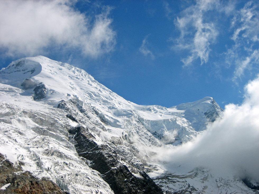 Chamonix - Randonnée La Jonction - Dôme du Gouter