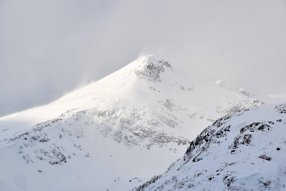 Norvège - Kvaløya - hiver