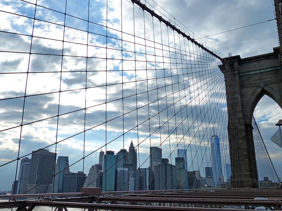 New-York - Brooklyn Bridge