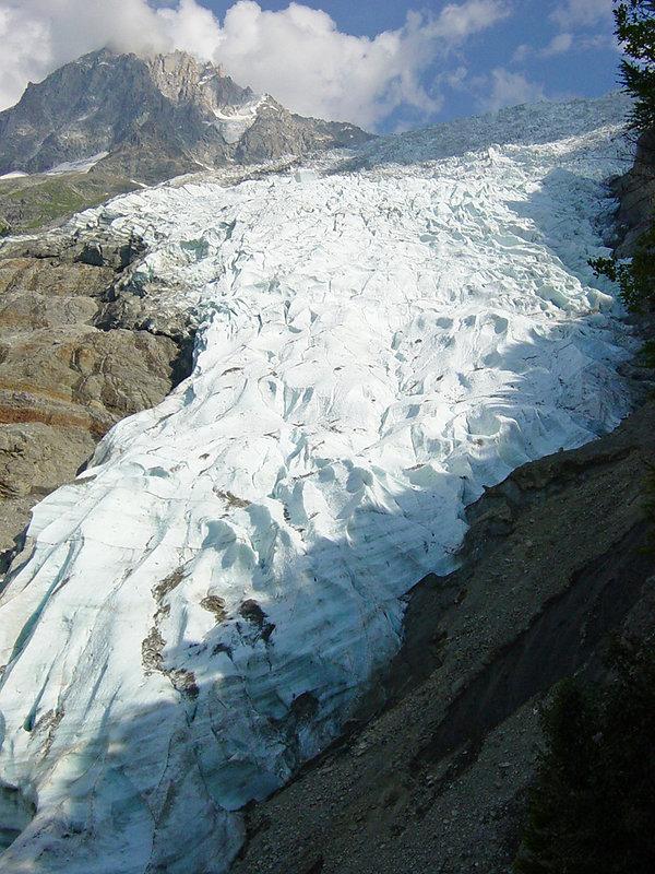 Chamonix - Chalet du Glacier des Bossons 2004
