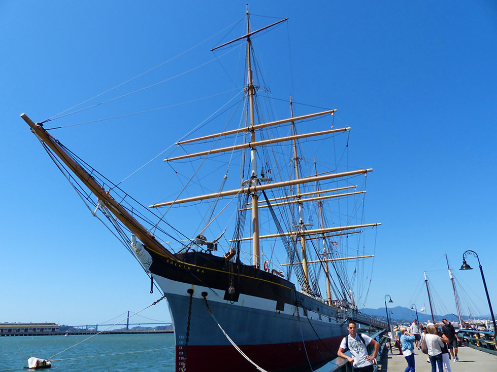 San Francisco maritime national historique park