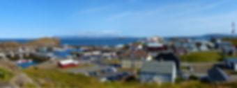 Islande Stykkisholmur panorama