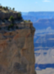 Grand Canyon National Park falaise