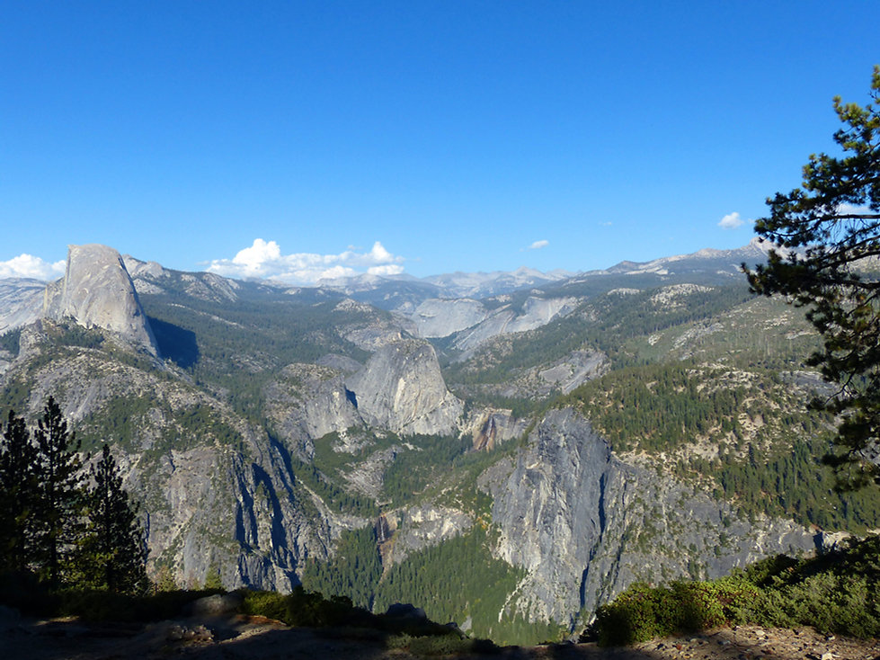 Yosemite National Park Cascades