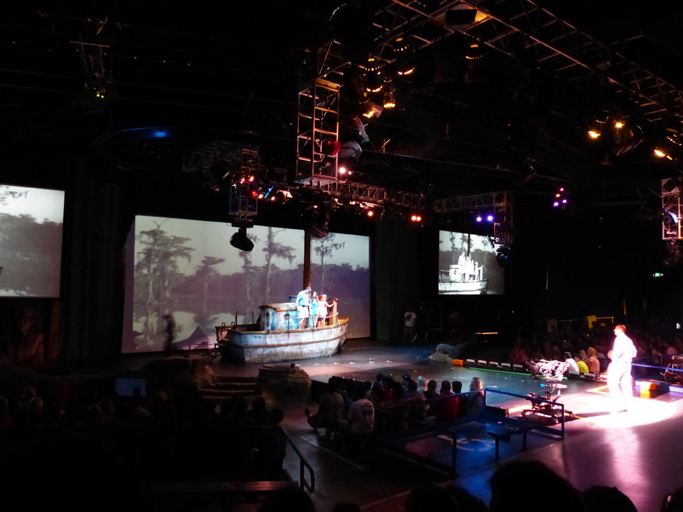 Universal Studios Hollywood Special Stage Effects