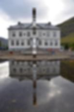 Seydisfjördur fjord est islande east iceland