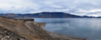 Askja caldeira volcan volcano cratère crater Oskjuvatn lac