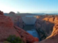 Page barrage de Glen Canyon