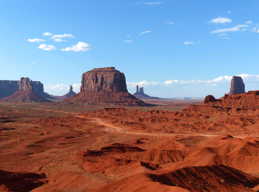 Monument Valley John Ford's Point