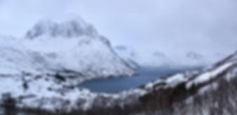 Norvège - Senja - Mefjorden - Mefjord