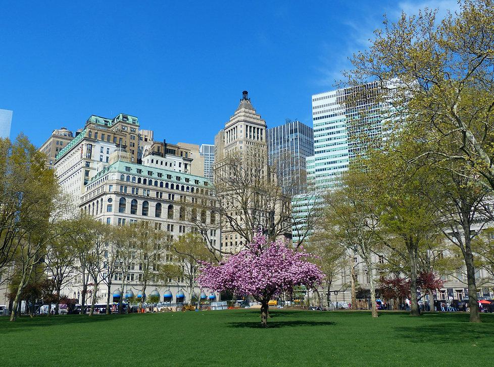 New-York - Battery Park
