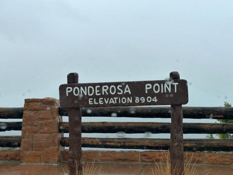 Bryce Canyon National Park Ponderosa Point