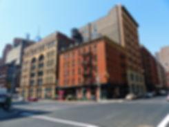 New-York - rue typique