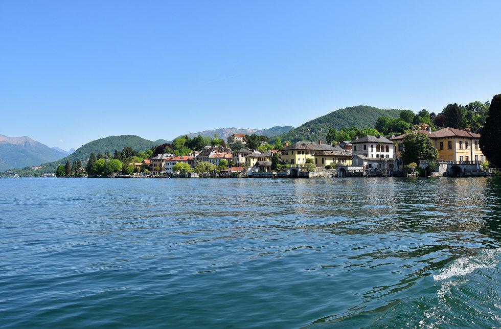 Italie Lac Orta San Giulio
