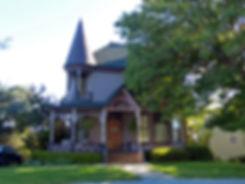 Los Angeles Caroll Avenue maison victorienne