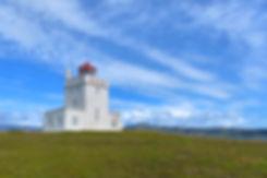 Dyrhólaey phare lighthouse